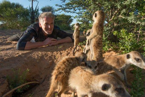 Wildlife Filmmaker Gordon Buchanan On 'Animals with Cameras'