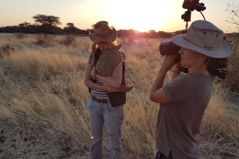 Producer/Director Victoria Bromley on Telling the Global Story of the Pangolin