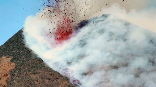 Exploring Volcanic Eruptions