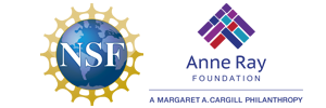 NSF and Anne Ray Logos