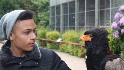 Tolga Aktas: Conservation Biologist | Black Birders Week