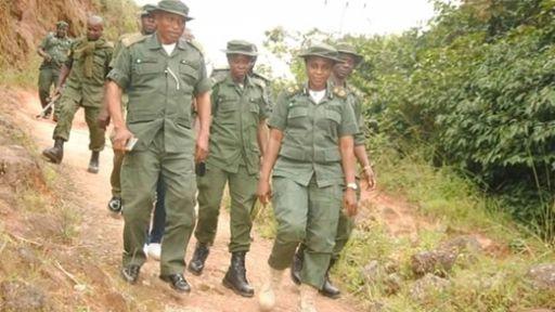 Nigeria's First Female Park Controller