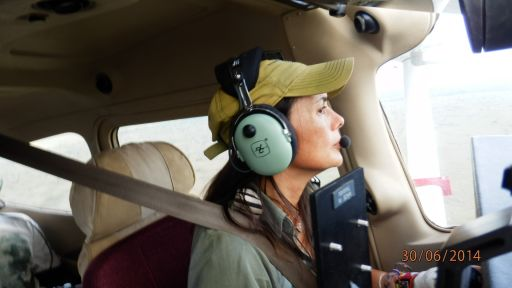 Flying to Save Africa's Wildlife