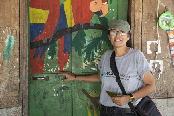 Working with Local Communities in Guatemala to Protect Biodiversity