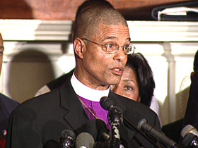 Black pastors gay marriage