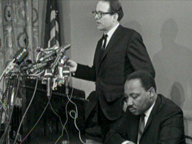 Rev. Coffin and Dr. King