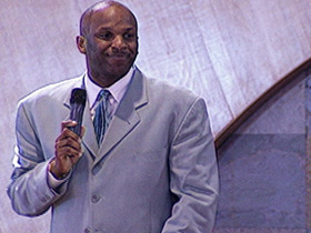 Donnie McClurkin church