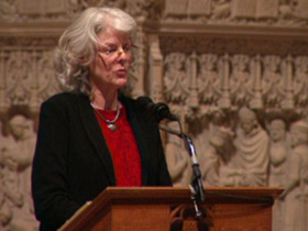 Barbara Brown Taylor speaking