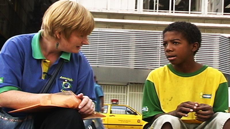 Street Children Of Brazil June 15 2007 Religion Ethics