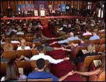 Photo of Interfaith Service