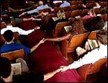 Photo of interfaith service