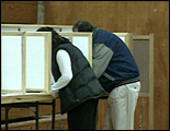 Photo of voting