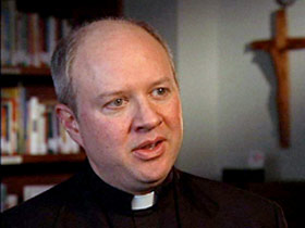 Father Dan Schlegel