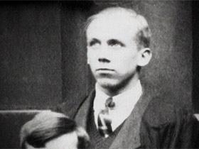 A young Thomas Merton