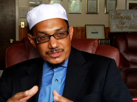 Imam W. Deen Shareef