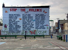 """Stop the Violence"""