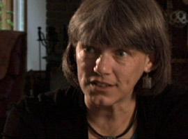 Professor Susan Darlington, Hampshire College