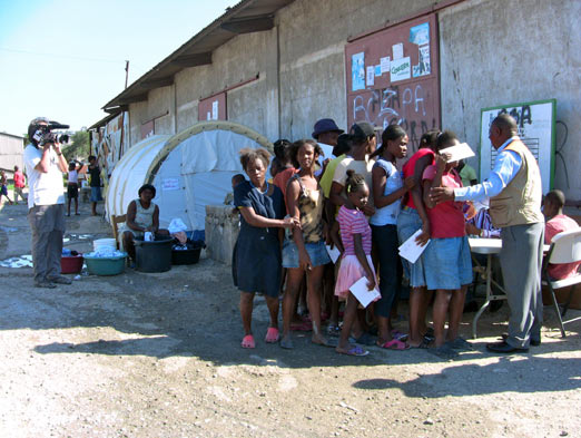 GALLERY: Religion & Ethics NewsWeekly in Haiti