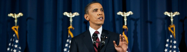 Obama's Address to the Nation on Libya from the National Defense University