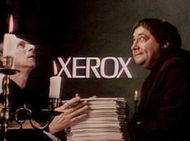 """Xerox """"Monk"""" ad campaign"""