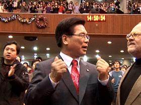 Reverend Young Hoon Lee