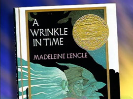 A Wrinkle in Time by Madeleine L'Engle