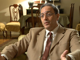 Professor Said Sadek, Professor of Political Science, The American University in Cairo