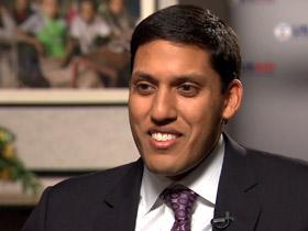 USAID administrator Rajiv Shah