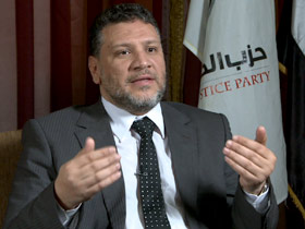 Ossama Yassin, Member of Parliament and the Muslim Brotherhood