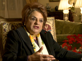 Mona Makram Ebeid, Member of Advisory Council to the Supreme Council of the Armed Forces