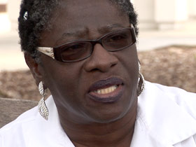 Dr. Brenda Williams, voting rights activist