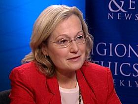 Patricia Zapor, Catholic News Service
