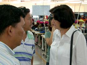 Jill Tucker, Better Factories Initiative