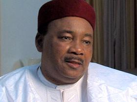 President Mahamadou Issoufou