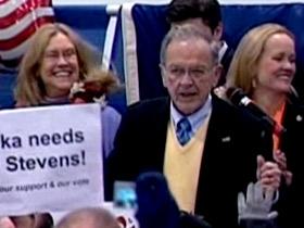 Late Sen. Ted Stevens