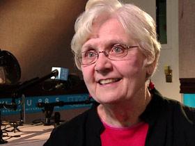 Sister Maureen Fiedler, Host, Interfaith Voices