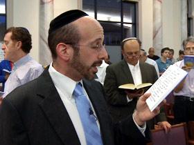 Rabbi Joshua Maroof