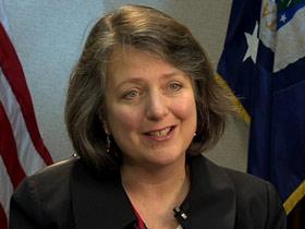 Kathleen Merrigan, Deputy Secretary, USDA