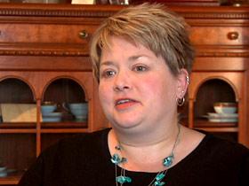 Professor Rachel Caufield, American Judicature Society