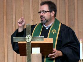 Pastor Mark Sandlin