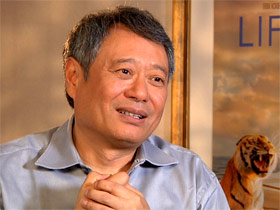 Director Ang Lee, Life of Pi