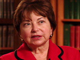 Prof. Barbara Mujica, Georgetown University