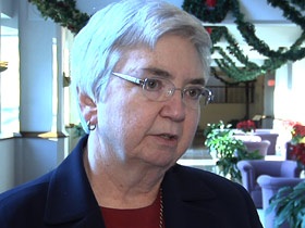 Sister Mary Ann Walsh