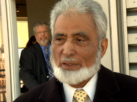 Sayyid Syeed, Islamic Society of North America