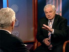 Bob Abernethy, host