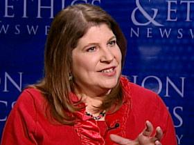 Managing editor Kim Lawton