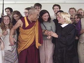 DalaiLamaStudents