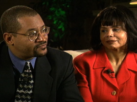 Marcia and Michael Dyson
