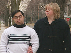 Carrie Bergeron and Sujeet Desai