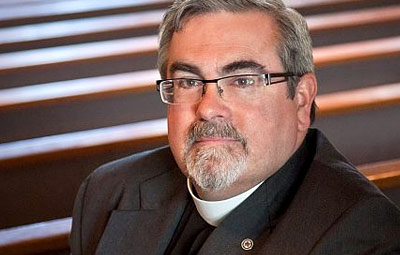 ELCA First gay bishop Guy Erwin